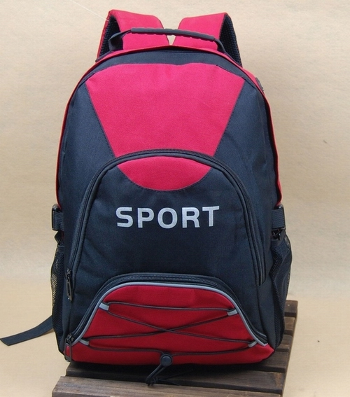 Promotional Backpack with 600D fabric