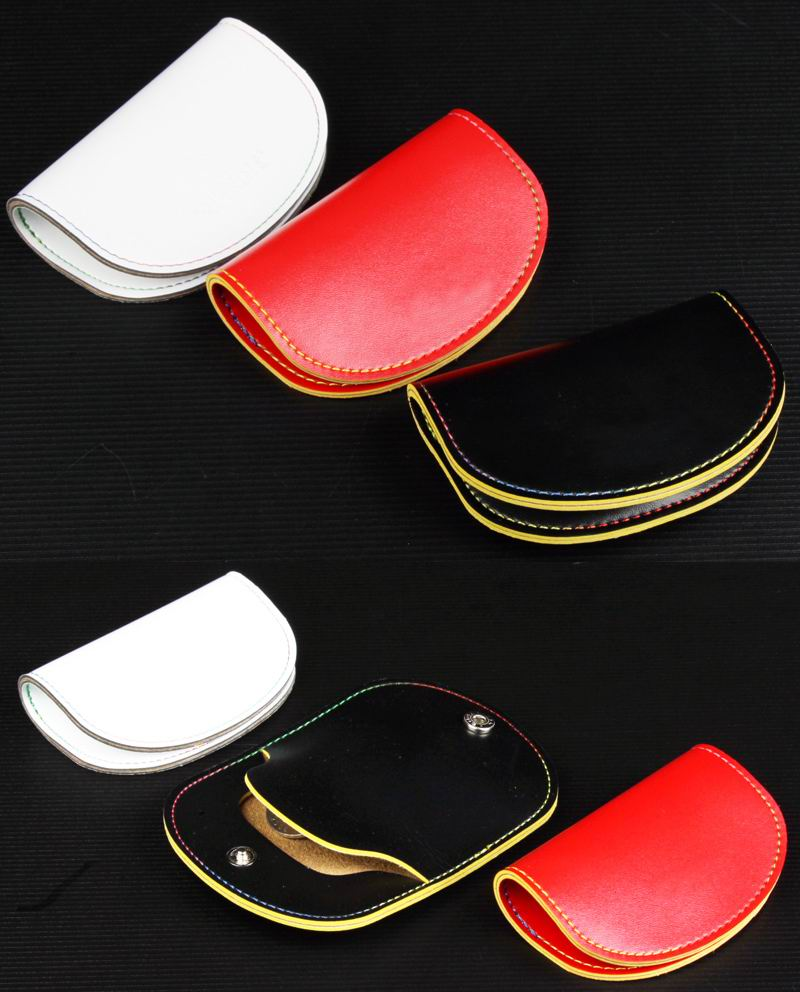 Coin purse with PU leather