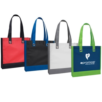 Non-Woven Poly Boutique Promo Tote Bag
