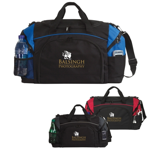 Perfect Score Promotional Duffel Bag