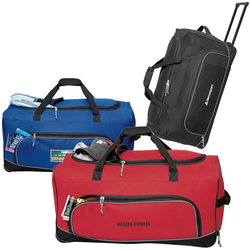 Australia Promotional Express Wheeled Custom Duffel