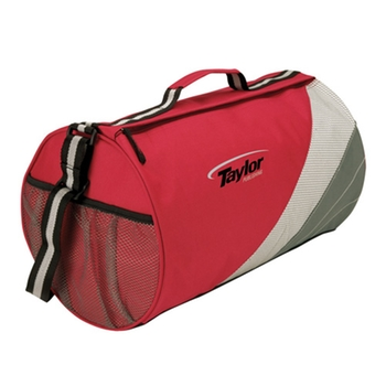 Sport Custom Logo Imprinted Duffel Bag