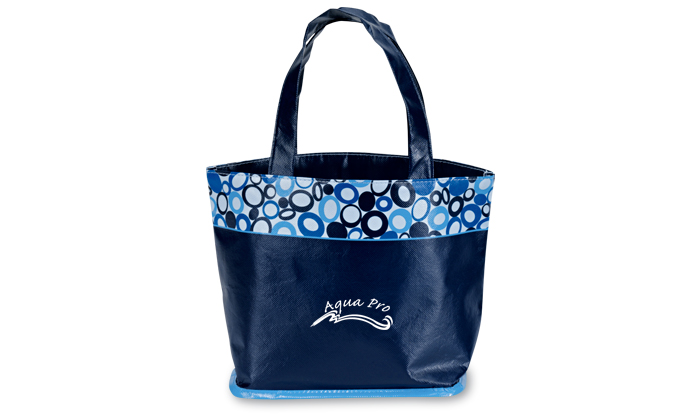 Annabelle UK Laminated Tote