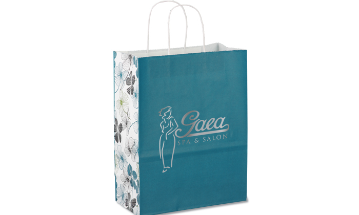 Fashion Paper Logo Shoping Bag