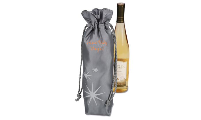 2013 Promotional Logo Wine/Gift Bag