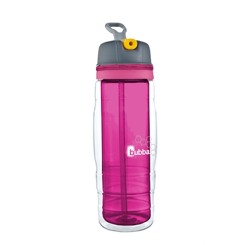 Low Price 16 oz sports bottle power pink