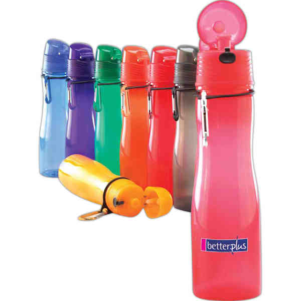 eco-lifestyle plastic sports bottle