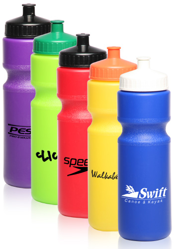 Custom Logo Sports Bottles