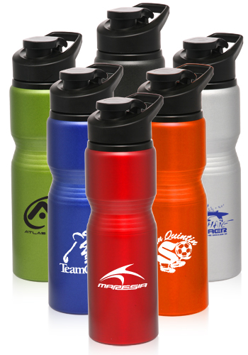 Logo drinking bottles promotion price