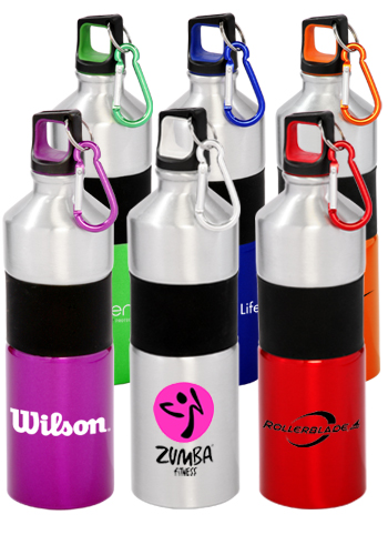 New York personal water bottle promotional