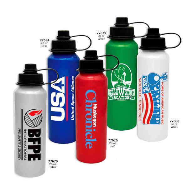 Cananda sports water bottles promotional