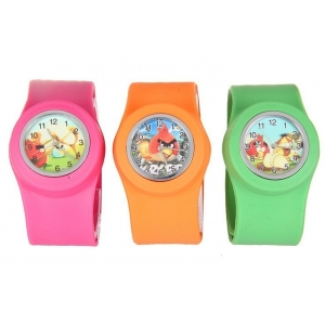 Custom silicone watch