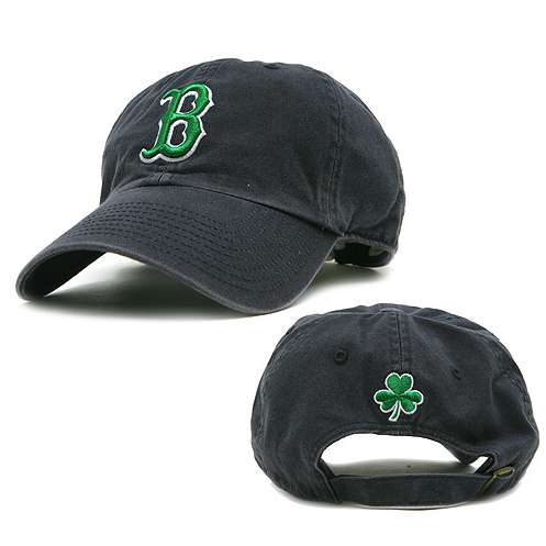 Boston brushed cotton cap