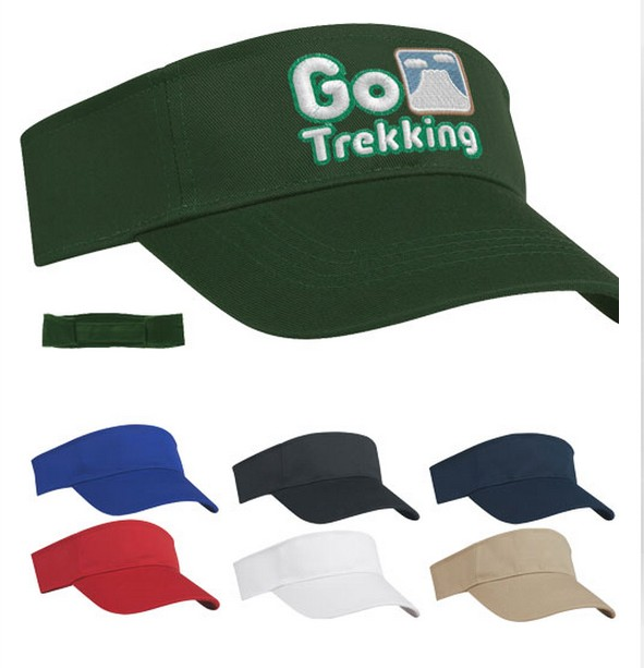 Golf & Resort Polyester visor