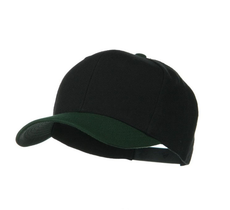 High quality 6 panel 2 tone cap