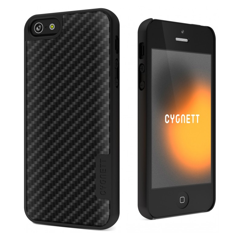 Cygnett UrbanShield Carbon iPhone 5 case