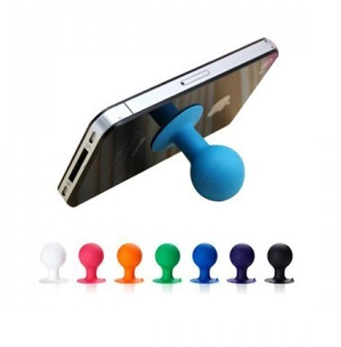 Hot iStand Cute Silicone Stand for iPhone 4S, iPad, Android Tabl