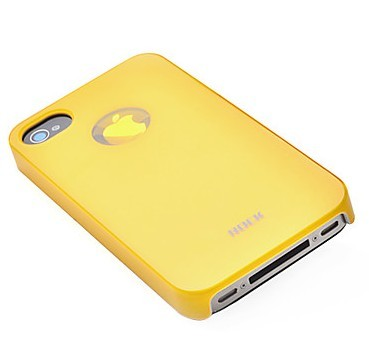 ROCK? Stylish PC Plastic Case for iPhone 4 / 4S