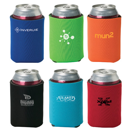 Custom insulated can sleeve/koozies