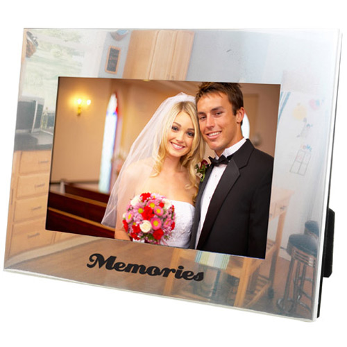 "4""x6"" Mirror Finish Frame"