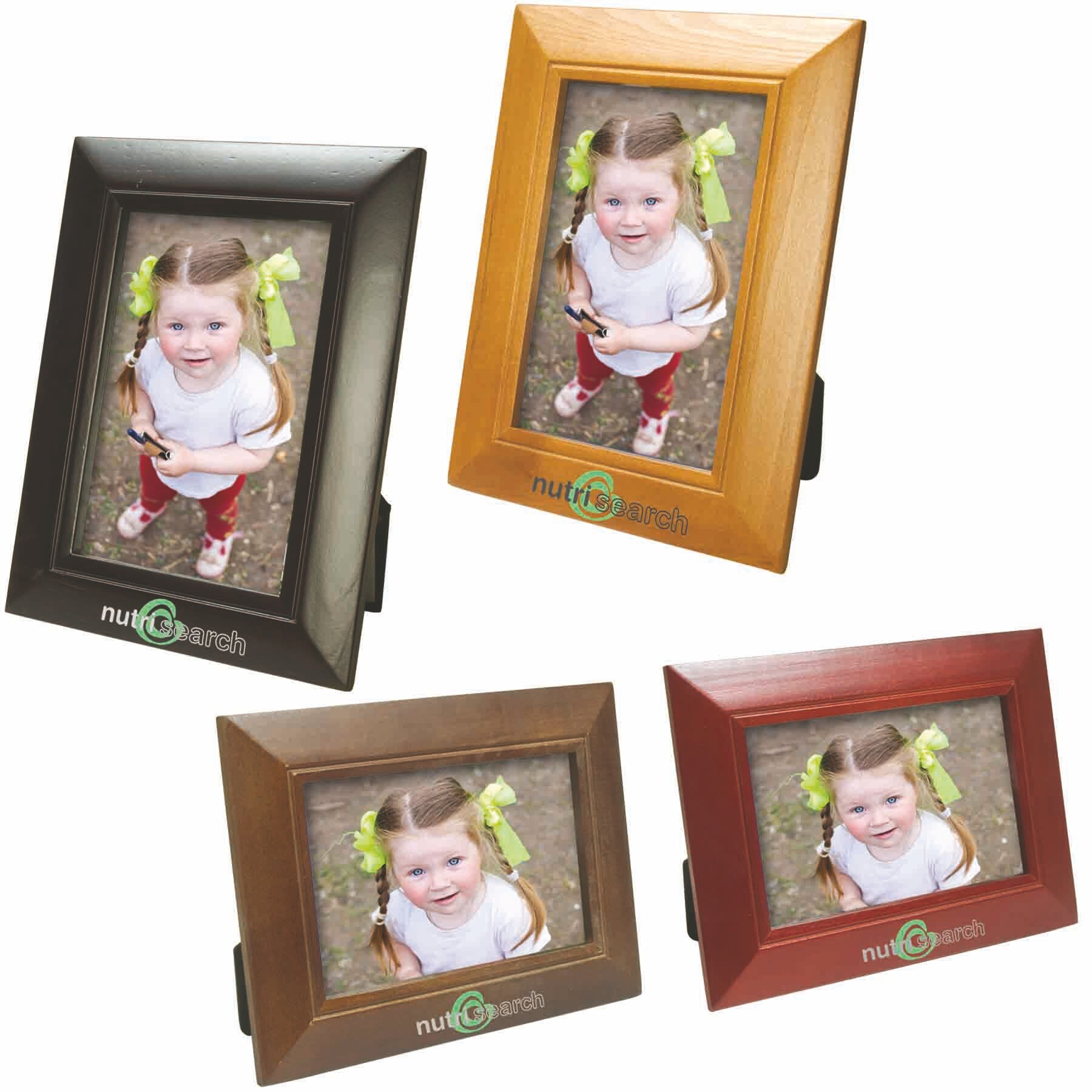 "4""x6"" Wood Picture Frame"