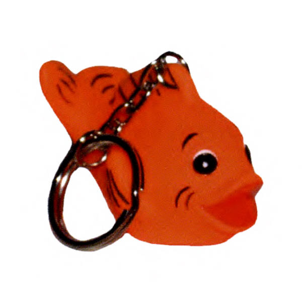 Decorative fish shaped key holders