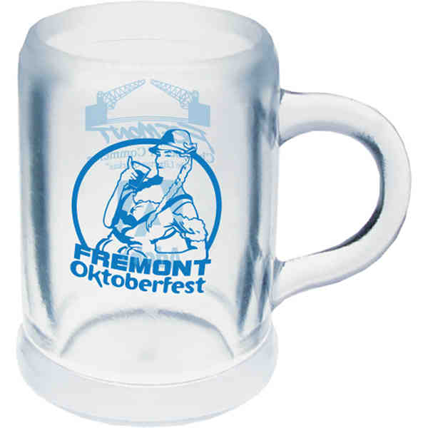 Promotional printed german stein