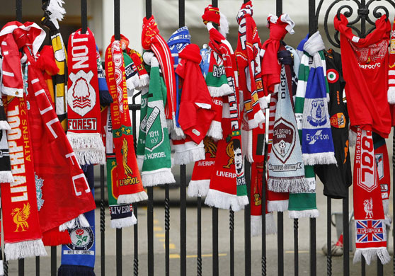 Promotional Sports Scarves