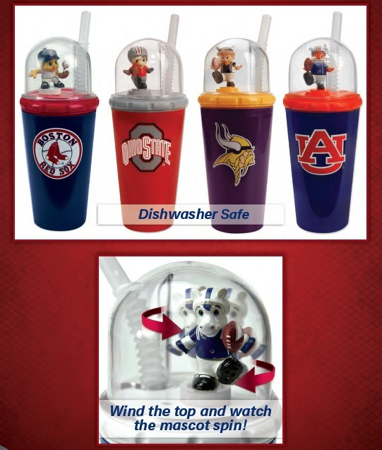 Cup Plastic Team Water Jug