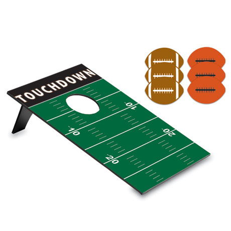 Bean Bag Throw Game - Football