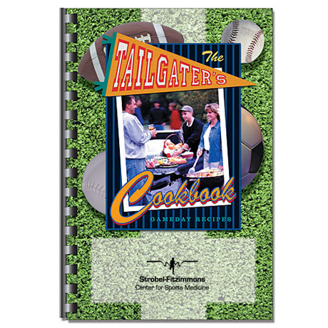 Tailgaters Gameday Recipes Cookbook