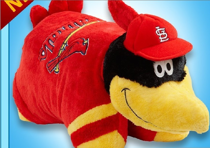 Plush Bird-Pillow pet