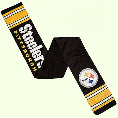 Jersey Style Sport Scarf
