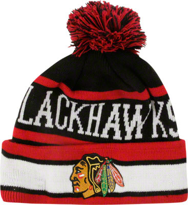 Sport Knit hat with team LOGO