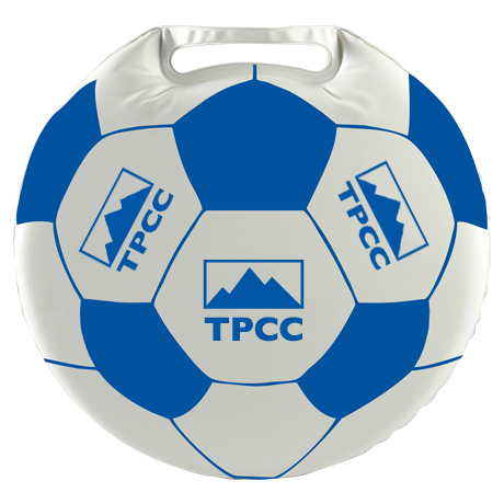 Soccer Ball Stadium Cushion