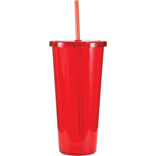 24 oz single wall tumbler