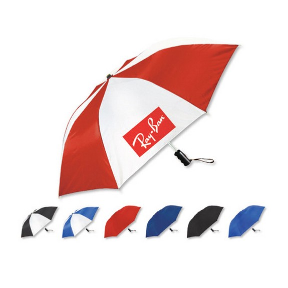 Two tone style umbrella