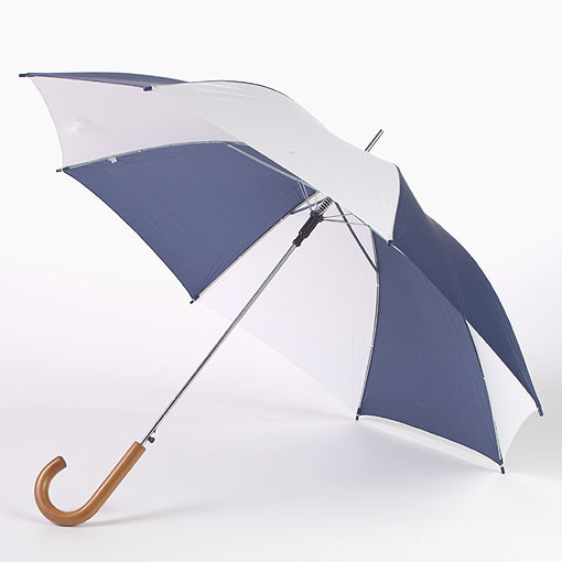Totes stick umbrella for rainy days