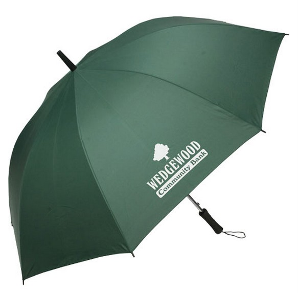 Large vented windproof umbrella