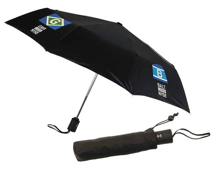 Personal pop-up auto open umbrella