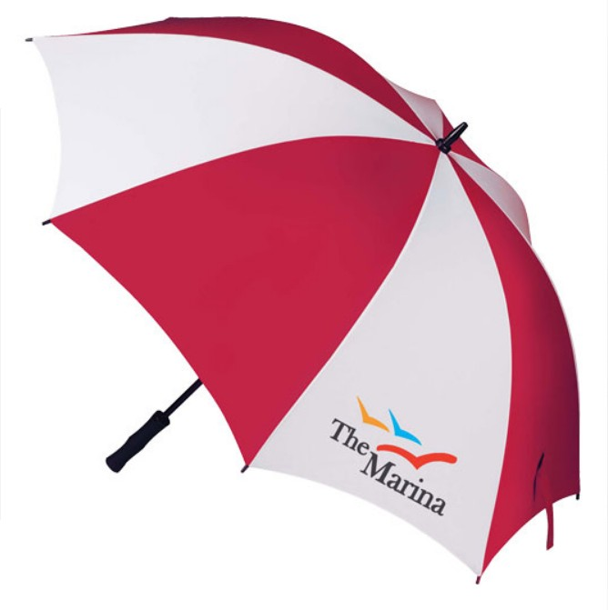 Large manual golf umbrella