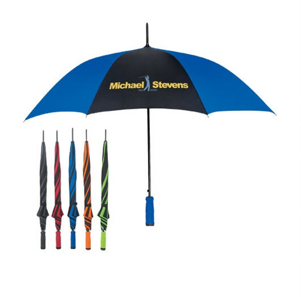"46"" Arc auto open umbrella"