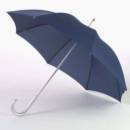 Totes aluminum shaft stick umbrella