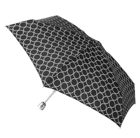 Mini fold - auto open umbrella