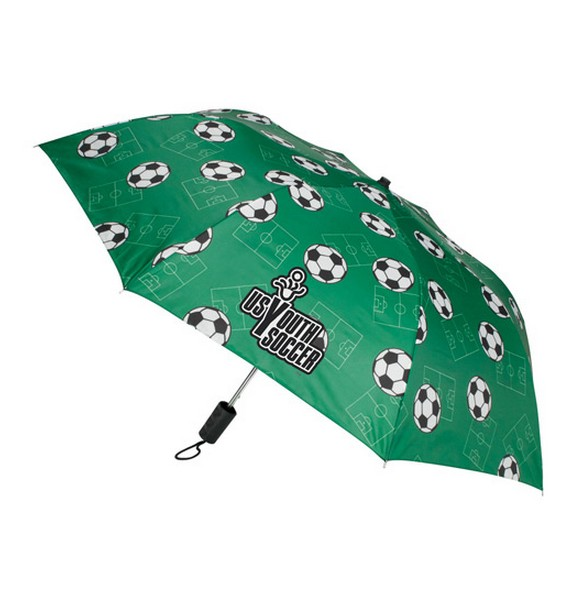 Sport league automatic umbrella football