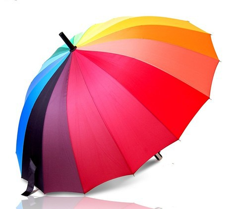 16 panels construction umbrella