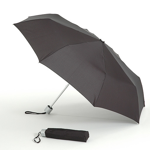 "42"" arc telescopic folding vented umbrella"
