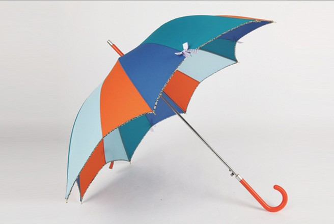 Multi-Colored styled umbrella