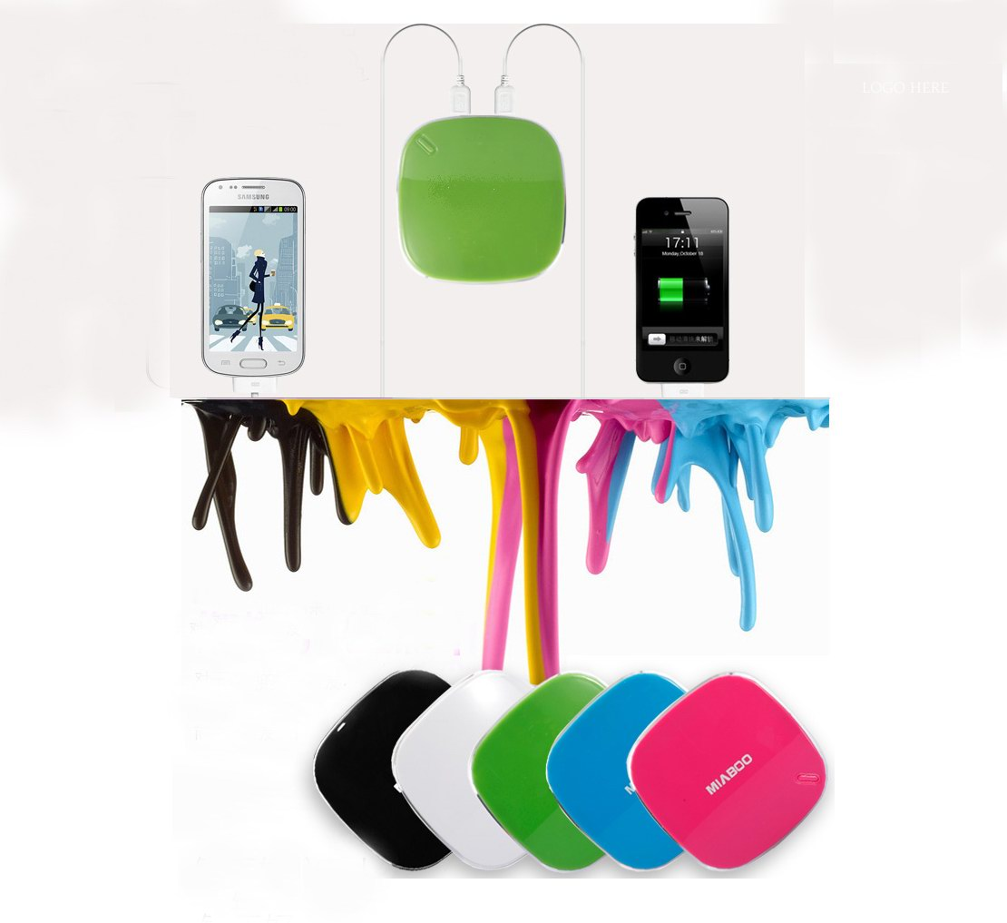 3200 Plastic Charger for Smartphone
